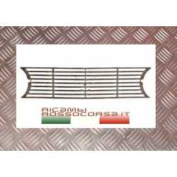 Black front grille Fulvia Coupe Series 2